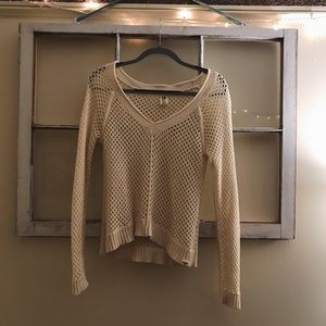 Knitted Roxy sweater
